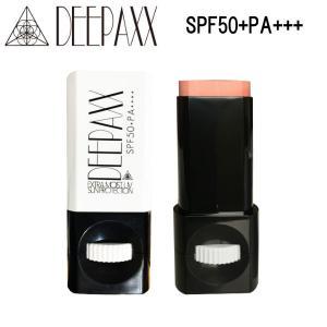ディーパックス DEEPAXX 日焼け止め 顔 スティックタイプ SPF50+ PA+++ UVカッ...