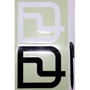 ディーラックス DEELUXE カッティングステッカー シール スノーボード|54tide