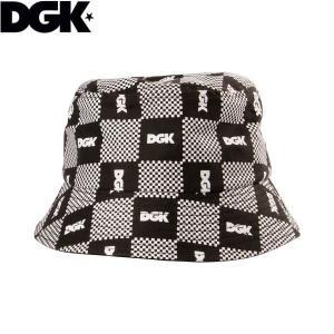 ディージーケー DGK CHECKERS BUCKET HAT メンズハット 帽子|54tide