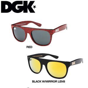 DGK ディージーケー PLAYA SHADES メンズ レディースサングラス ユニセックス 眼鏡|54tide