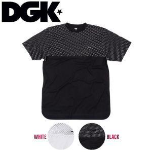 ディージーケー DGK 2016秋冬 CONNECT KNIT メンズTシャツ 半袖ティーシャツ 54tide