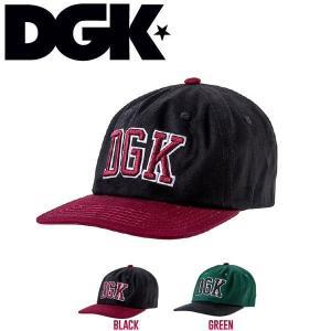 DGK ディージーケー CHAMP STRAPBACK メンズ ストラップバック キャップ 帽子|54tide