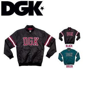 DGK ディージーケー 2017秋冬 CHAMP JACKET メンズ長袖ジャケット アウター トップス スタジャン|54tide