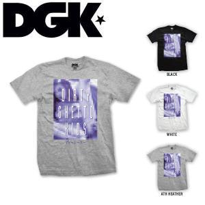 DGK ディージーケー GLITCH T-SHIRT メンズ半袖Tシャツ ティーシャツ S-L 3カラー|54tide
