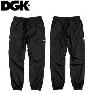 ディージーケー DGK メンズ ボトムス アスレチックパンツ 長ズボン スケートボード ストリート Shadow Swishy Pants|54tide
