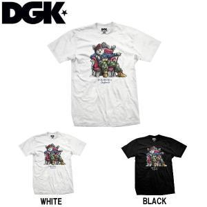 ディージーケー DGK メンズ 半袖Tシャツ ティーシャツ TEE トップス Chillin' T-Shirt|54tide