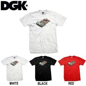 ディージーケー DGK メンズ 半袖Tシャツ ティーシャツ TEE トップス Mind Trap T-Shirt|54tide