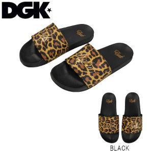 ディージーケー DGK 2019春 DGK Big Cat Slide Slippers サンダル ビーチサンダル メンズ 靴 スリッパ sandals  アクセサリー BLACK|54tide