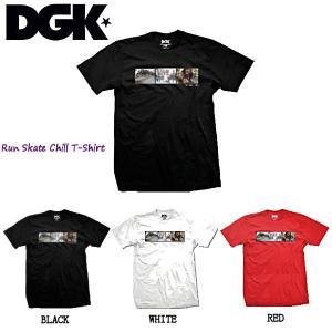ディージーケーDGK 2020春夏 DGK x TWS Run Skate Chill T-Shirt メンズ半袖Tシャツ ティーシャツ S-XL 3カラー【正規品】 54tide