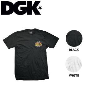 ディージーケー DGK メンズ 半袖 Tシャツ ティーシャツ TEE トップス M・L・XL 2カラー Ghetto Fire T-Shirt|54tide