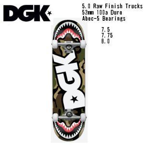 【DGK】ディージーケー DGK PILOT COMPLETE DECK Skateboard コンプリート  スケボー 大人 デッキ KIDS キッズ スケートボード 板 初心者|54tide