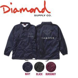 予約受付中 DIAMOND SUPPLY CO ダイアモンド FUTURA SIGN COACHES JACKET メンズ コーチジャケット ライトアウター 54tide