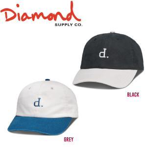 DIAMOND SUPPLY CO ダイアモンド MICRO UN POLO SPORTS HAT HO17 スナップバック 帽子 キャップ ロゴ|54tide