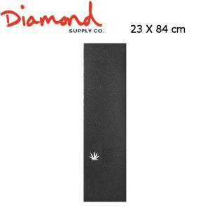 ダイヤモンドサプライ Diamond supply co デッキテープ グリップテープ スケートボード スケボー Diamond Superior Griptape Homegrown|54tide