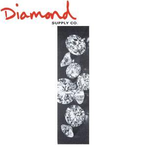 Diamond supply co ダイヤモンドサプライ SPILLED JEWELS GRIPTAPE デッキテープ グリップテープ スケートボード スケボー|54tide