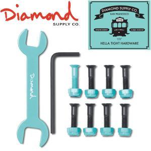 DIAMOND SUPPLY CO ダイアモンド マイクキャロルモデル ビス ナット 工具 六角レンチ スケートボード スケボー|54tide