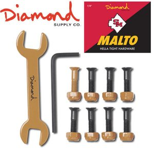 DIAMOND SUPPLY CO ダイアモンド SEAN MALTO Hardware 7/8 Inch スケートボード スケボー 六角レンチ パーツ用品|54tide