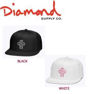 ダイヤモンド ドッグタウン コラボ  DIAMOND SUPPLY CO DIAMOND X DOGTOWN STRAPBACK CAP メンズ キャップ ストラップバック 帽子 2カラー|54tide