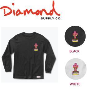 ダイヤモンド ドッグタウン コラボ DIAMOND X DOGTOWN A. MURRAY LONGSLEEVE TEE メンズ 長袖Tシャツ TEE ロングスリーブ ティーシャツ トップス M・L 2カラー|54tide