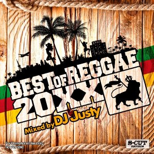 DJ Justy BEST of  REGGAE レゲエ MIX CD|54tide