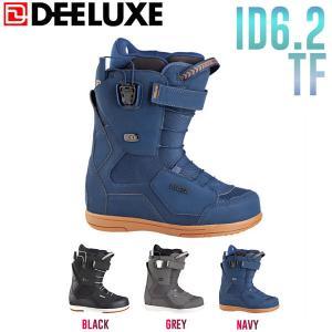 特典あり DEELUXE ディーラックス Id6.2Tf ID メンズスノーブーツ スノーボード スノボー|54tide