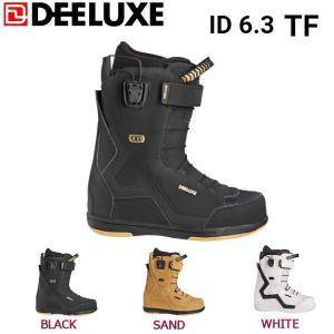 DEELUXE ディーラックス ID 6.3 TF メンズスノーブーツ スノーボード スノボー 靴 3カラー 特典あり|54tide