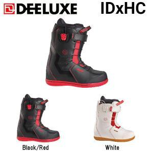 DEELUXE ディーラックス IDxHC アイディー ハードコア メンズ スノーブーツ スノーボード スノボー 靴|54tide