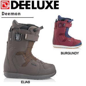 予約受付中 DEEELUXE ディーラックス DEEMON デーモン BOOTS スノーボード ブーツ メンズ  オールテレイン フリーライド ハーフパイプ キッカー|54tide