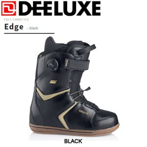 予約受付中 DEEELUXE ディーラックス EDGE エッジ BOOTS スノーボード ブーツ メンズ  オールテレイン フリーライド カービング|54tide