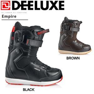 予約受付中 DEEELUXE ディーラックス EMPIRE エンパイア BOOTS スノーボード ブーツ メンズ  オールテレイン フリーライド ハーフパイプ キッカー|54tide