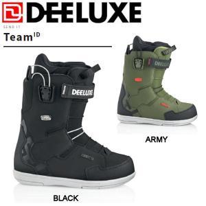DEELUXE 2019-2020 ディーラックス ID TEAM チーム BOOTS TF サーモインナー スノーボード ブーツ メンズ フリーライド キッカー ハーフパイプ パーク|54tide