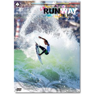 RUNWAY2 THROW THE DICE Tabrigade Film DVD サーフィン|54tide
