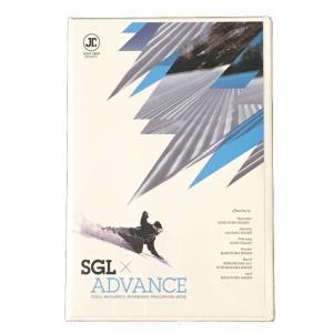SGL×ADVANCE 松本 卓 テクニック進化を追ったドキュメンタリー JOINT CREW SAJ公認 デモンストレーター カービング スノーボード DVD