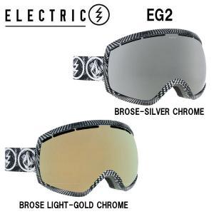 ELECTRIC エレクトリック X VOLCOM ボルコム メンズ スノーゴーグル スノーボード アジアンフィット EG2|54tide