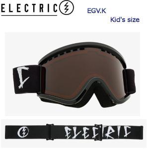 ELECTRIC エレクトリック EGV.K GOGGLE THRASHER キッズ スノーゴーグル スノーボード アジアンフィット EG1917300 54tide