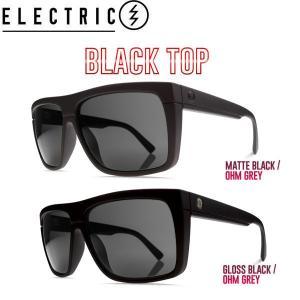 ELECTRIC エレクトリック BLACK TOP メンズ サングラス スケートボード 54tide