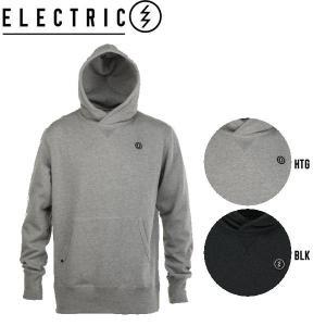 ELECTRIC エレクトリック VOLT PULLOVER メンズプルオーバーパーカー 長袖フリース 54tide