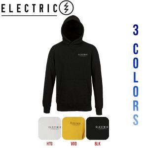 ELECTRIC エレクトリック UNDERVOLT PULLOVER 2 メンズプルオーバーパーカー 長袖フリース 54tide