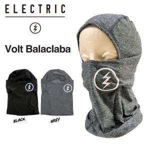 エレクトリック ELECTRIC VOLT BALACLABA  バラクラバ ネックウォーマー フードウォーマー フェイスマスク スノーボード スキー|54tide