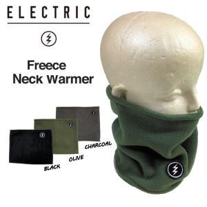 エレクトリックELECTRIC FREECE NECK WARMER  フリース ネックウォーマー フードウォーマー バラクラバ フェイスマスク スノーボード スキー|54tide