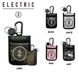 エレクトリック ELECTRIC PASS CASE メンズ レディース パスケース カード入れ  チケットホルダー スノーボード 5カラー|54tide