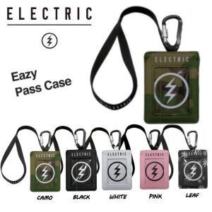 エレクトリック ELECTRIC EAZY PASS CASE メンズ レディース パスケース カード入れ  チケットホルダー スノーボード 5カラー|54tide