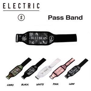 エレクトリック ELECTRIC PASS BAND メンズ レディース パスバンド パスケース カード入れ  チケットホルダー スノーボード 5カラー|54tide