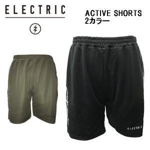 エレクトリック ELECTRIC ACTIVE SHORTS メンズ アクティブショーツ スポーツ ジム スケートボード アウトドア ボトムス|54tide