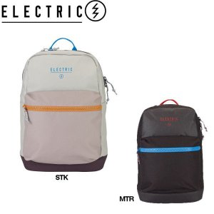 ELECTRIC エレクトリック メンズバックパック リュックサック バッグ スケート 鞄 MARSHAL BAG 2カラー 20L 54tide