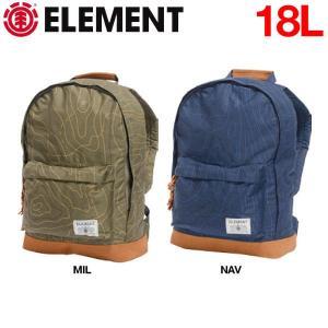 エレメント ELEMENT Beyond Elite Backpack メンズバックパック リュックサック 18L バッグ 鞄 カバン 54tide