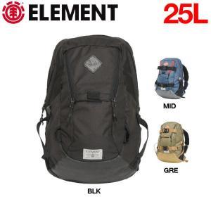 エレメント ELEMENT The Daily Backpack メンズバックパック リュックサック 25L バッグ 鞄 カバン|54tide
