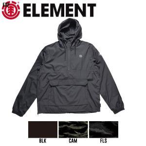 ELEMENT エレメント TRAVOR ELITE JK メンズジップアップパーカー フードジャケット 54tide