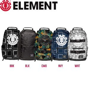 ELEMENT エレメント キッズバックパック リュックサック バッグ KIDS BAG PACK|54tide