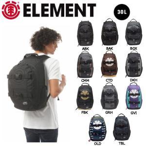 エレメント ELEMENT メンズ バックパック リュックサック バッグ 30L 11カラー MOHAVE BACKPACK|54tide